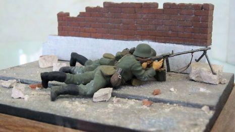 Оловянные солдатики-история продолжается... Фото: Надежда КАЛИНИНА/Великая Эпоха