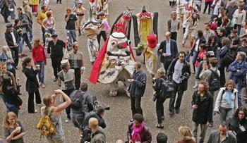 В Барнауле власти отказались согласовывать митинг игрушек. Фото: Getty Images