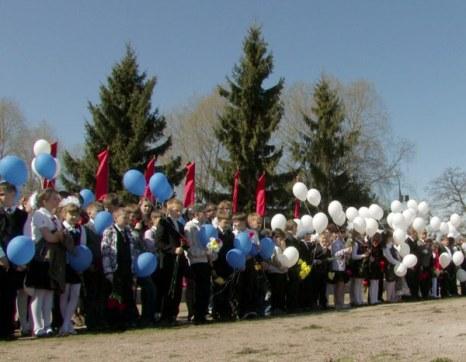 Празднование 9 мая под Петербургом. Фото: Татьяна Сигалина/Великая Эпоха (The Epoch Times)