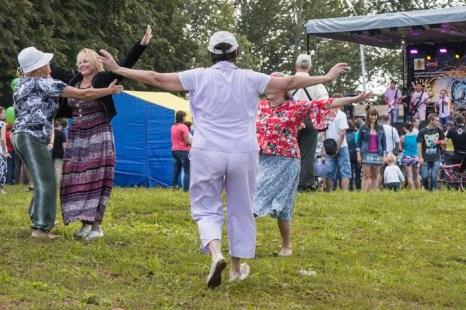 Фестиваль музыки и движения