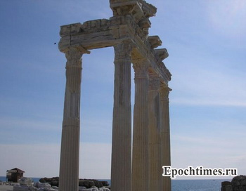 Турция. Храм Аполлона. Фото: Великая Эпоха (The Epoch Times)