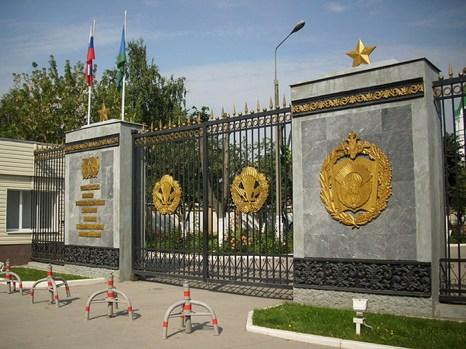 Ворота РВВДКУ. Фото: Дмитрий Шипуля/commons.wikimedia.org