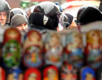 Матрёшки. Фото: KIRILL KUDRYAVTSEV/AFP/Getty Images