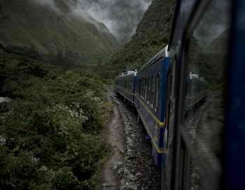 «Поезд Сладости» начнёт ходить в Эквадоре. Фото: AFP PHOTO/AFP/Getty Images