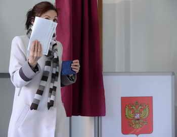 Северная Осетия отменила прямые выборы главы республики. Фото: DAVID BUIMOVITCH/AFP/Getty Images