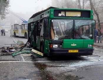 Автобус в Волгограде взорвала женщина-шахидка, погибли 5 человек. Фото: mchs.gov.ru