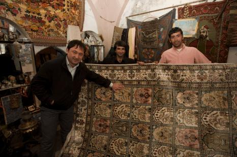 Азербайджанский ковёр. Фото: flickr