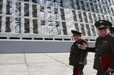 Радиолокационные станции нового поколения «Воронеж-М». DMITRY ASTAKHOV/AFP/Getty Images