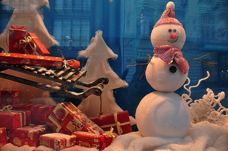 Подарки к новому году. Фото: Николай Богатырёв