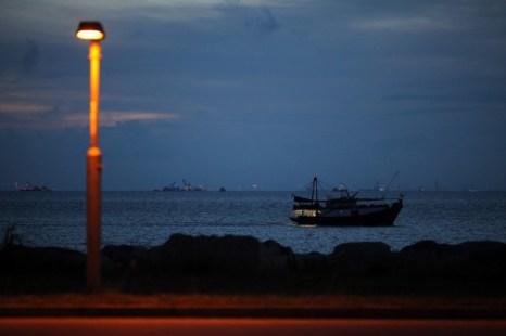 У берегов Сенегала задержали российский траулер. Фото: Ed Jones/AFP/Getty Images