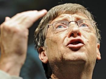 Билл Гейтс разрабатывает супер туалет. Фото: Getty Images