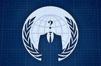 Логотип Anonymous.