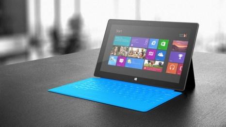 Планшет Surface. Фото:  news.techlabs.by