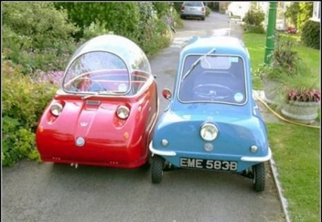 Самые маленькие автомобили в мире. Фото с сайта video.i.ua