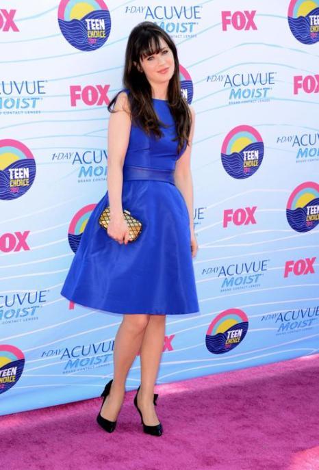Молодые участники прибыли на музыкальное шоу  Teen Choice Awards-2012. Фоторепортаж. Фото: Jason Merritt/Getty Images