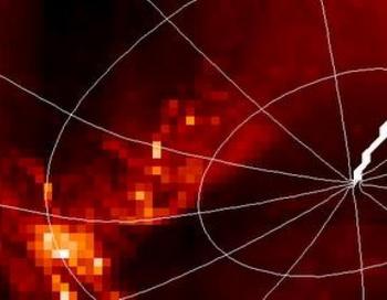 Ученые обнаружили туман, перемещающийся через Южный полюс Титана. Фото с сайта theepochtimes.com
