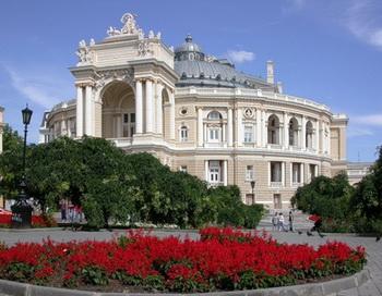 Кинофестиваль в Одессе открыт в театре Оперы. Фото с сайта mg-fotki.yandex.ru