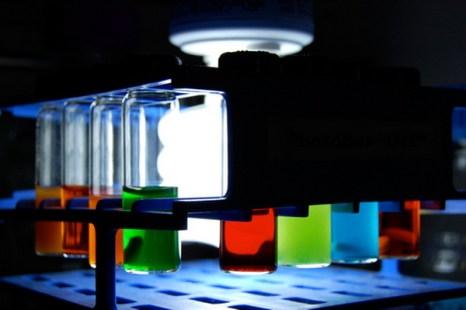 Искусство науки. Фоторепортаж. Терапевтическое освещение. Фото: David Nagib