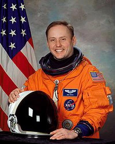 Майкл Финк - научный специалист и американский астронавт. Фото взято с Wikipedia