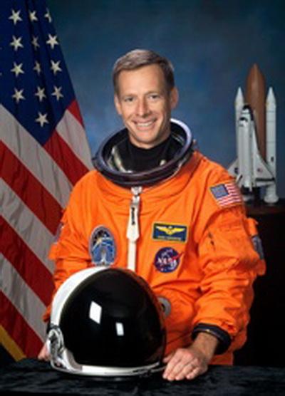 Фоторепортаж. Командир шаттла и астронавт НАСА Крис Фергюсон. Фото взято из Wikipedia