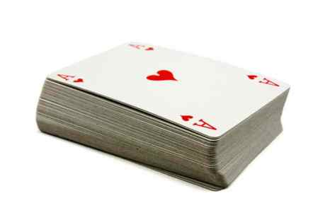 Игральные карты. Фото: Shutterstock*