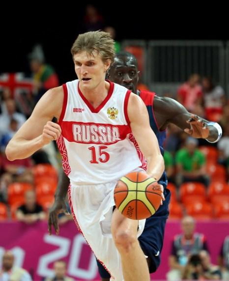 Российские баскетболисты победили второй раз.  Фото: Christian Petersen/Getty Images
