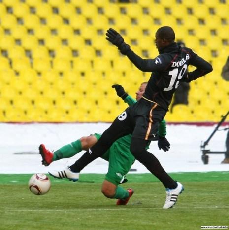 Футбольный матч «Рубин» - «Твенте»: счет 2:0 в пользу голландцев. Фото с сайта rusfootball.inf