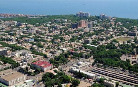 В Одессе поставят памятник Стиву Джобсу.  Фото:  Олег Куцкий/odessa.ua