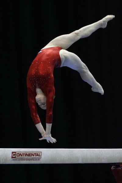 Анна Мыздрикова. Фото: Glyn KIRK/AFP/Getty Images