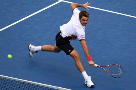 Южный - Ваврика  четвертьфинал US Open. Фото: DON EMMERT, Chris McGrath, Nick Laham, Al Bello, /AFP/Getty Images