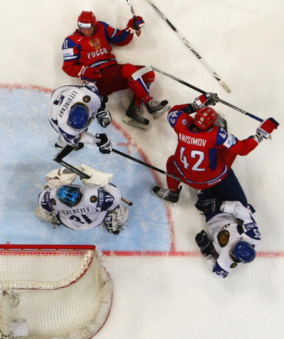 Россия - Казахсиан. Фото: Martin ROSE/Bongarts/Getty Images