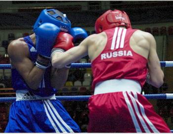 Российские боксеры одержли убедительную победу в общем зачете на Чемпионате Европы в Москве. Фото с сайта rusboxing.ru
