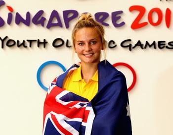 Первые юношеские олимпийские игры проводятся в сингапуре. Фото: Mark Dadswell/Getty Images
