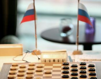Санкт-Петербург готовится к чемпионату мира по русским шашкам. Фото: Rick NEDERSTIGT/AFP/Getty Images