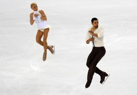 Алена Савченко и Робин Шолковы. Фото: Valerio PENNICINO/Getty Images