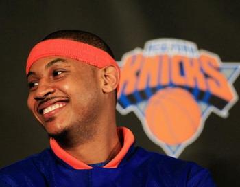 Кармело Энтони: мечта становится явью - возвращение в родной Нью-Йорк и новая перспективная команда. Фото с сайта theepochtimes.com