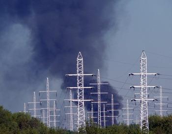 Электроподстанции «Ленинская» в Казани сегодня была взорвана: без электричества остались 80 тысяч человек.  Фото с сайта photosight.ru