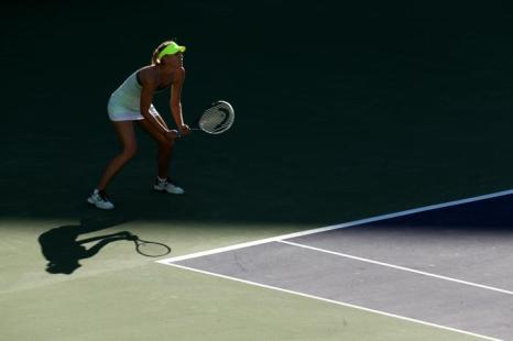 Шарапова и Кириленко вошли в четвёртый круг турнира Индиан-Уэллса. Фото: Stephen Dunn/Getty Images