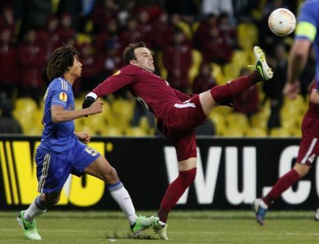 Рубин обыграл лондонский Челси. Фото: Dmitry Korotayev/Epsilon/Getty Images