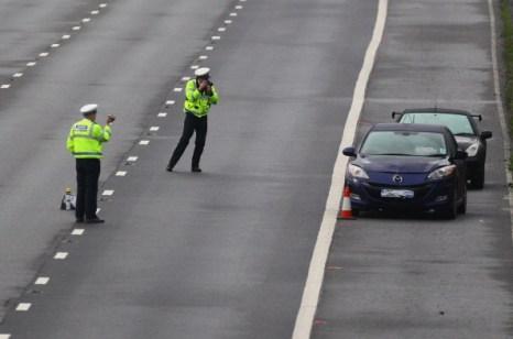 Автокатастрофа с участием 27 автомобилей в Великобритании унесла жизни пяти человек, 43 пострадали. Фото: Matt Cardy/Getty Images