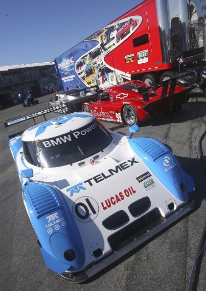 Фоторепортаж с  авторалли на фестивале Continental Tire Sports Car в Монтерее. Фото:  Brian Cleary/Getty Images)