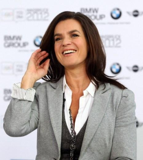 BMW X3 будут официальными автомобилями Зимних Юношеских Олимпийских игр 2012. Фото: Alexander Hassenstein/Bongarts/Getty Images