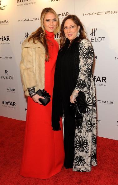 Звезды на открытии Недели Моды в Нью-Йорке. Ofira Sandberg и Lorraine Schwartz. Фоторепортаж. Фото: Jemal Countess/Getty Images