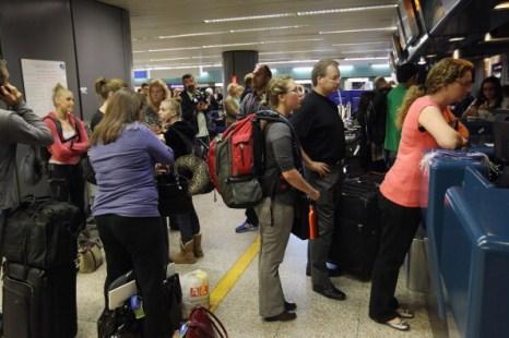 Аманда Нокс вместе со своей семьей покинула Италию. Фото: Oli Scarff/Getty Images