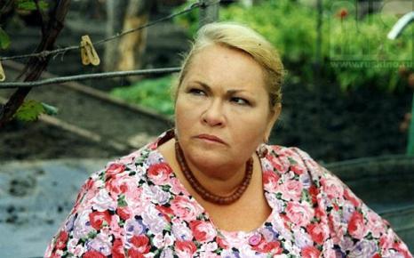 Нина  Усатова отметила свой 60-летний юбилей.  Нина Усатова. Фото с сайта ruskino.ru