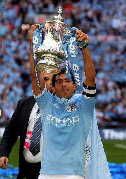 Кубок Англии  достался «Манчестер Сити». Фоторепортаж со стадиона Wembley. Фото: Alex Livesey/Mike Hewitt/Getty Images