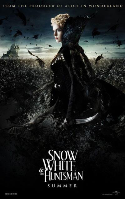 Фильм-сказка «Белоснежка и Охотник» появится на экранах России в марте 2012 года. Фото с сайта fresher.ru