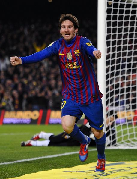 «Барселона» выиграла у «Валенсии» благодаря покеру Месси. Фоторепортаж и видео с матча. Фото: David Ramos/Getty Images