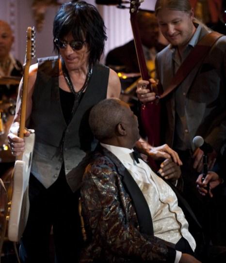 Легендарные музыканты на блюз-концерте в Белом доме. Фоторепортаж и видео. Фото: Win McNamee/Getty Images