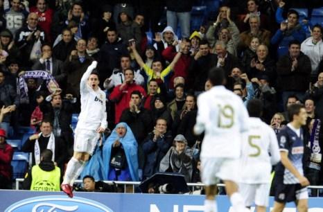 «Реал Мадрид» выиграл у  «Динамо» Загреба  со счетом 6:2. Фоторепортаж и видео с матча. Фото:  Jasper Juinen/Getty Images